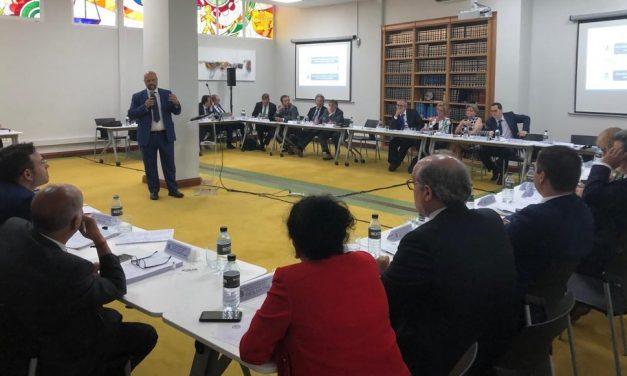 Enrique Zarza: «El registro de impagados judiciales es una revolución en la lucha contra la morosidad»