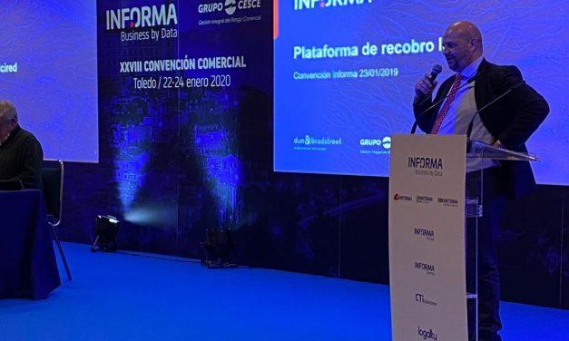 El RIJ presente en la convención anual de Informa