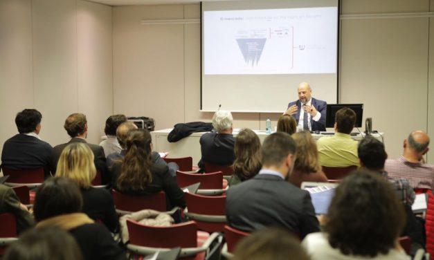 El RIJ presente en los actos de Sant Raimon en el colegio de abogados de Barcelona