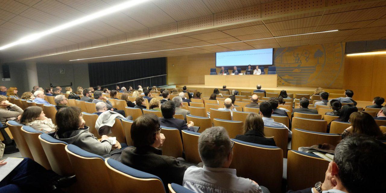 El decano de Baleares destaca los beneficios del RIJ en la defensa de los clientes