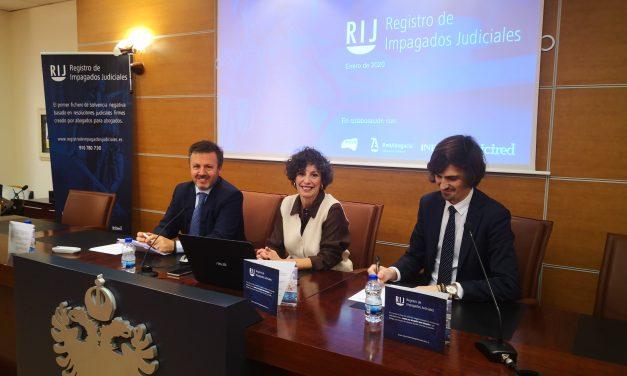 El decano de Toledo considera el RIJ una «fantástica base de datos» en la lucha contra la morosidad